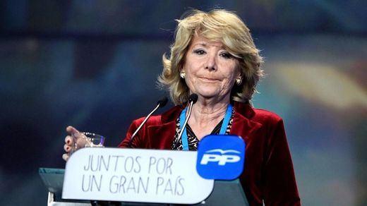 Así fueron los vínculos de Esperanza Aguirre con empresarios sentados ahora en el banquillo de los acusados
