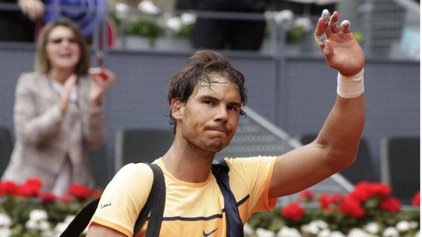 Indian Wells: Nadal no da la talla ante su amigo Federer, que lo 'apalizó' por 6-2 y 6-3