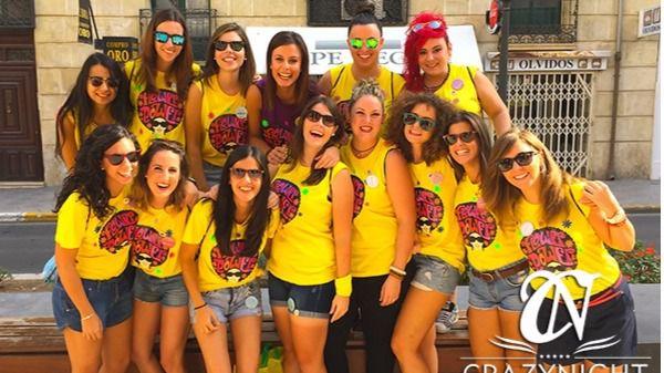 CrazyNight Alicante organiza despedidas de solter@ que pueden acabar… ¡en el Caribe...!