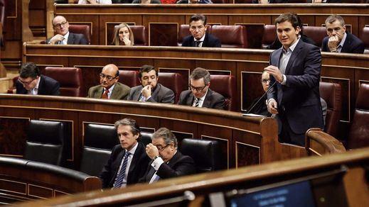 Rivera descarta que peligre la legislatura tras el revés del Gobierno con la estiba