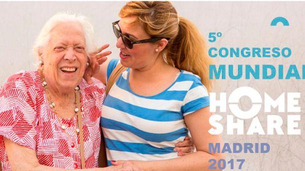 España se apunta el Congreso Mundial de Homeshare: convivencia entre mayores y estudiantes