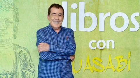 Sánchez Dragó nos vuelve a traer sus 'Libros con Uasabi' en TVE