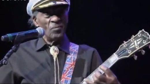 Muere a los 90 años Chuck Berry, el padre del rock and roll