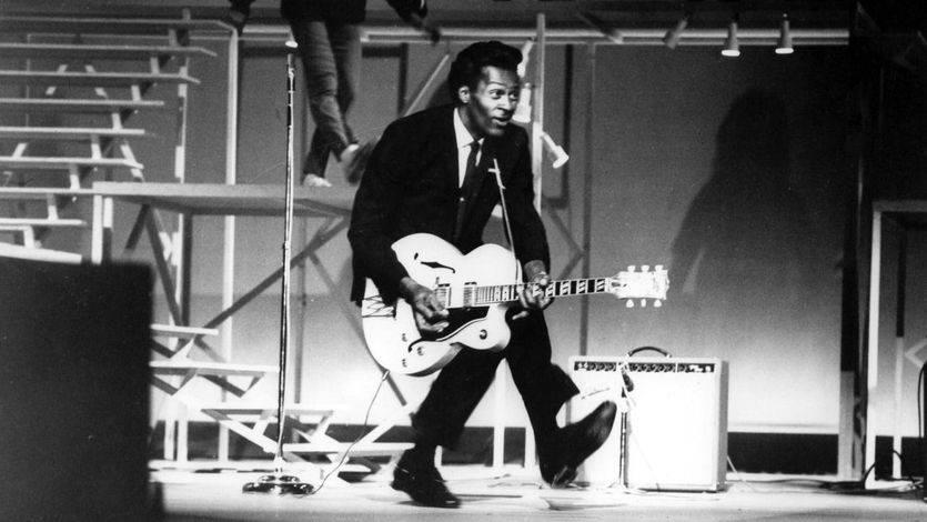 'Envíen más Chuck Berry': Johnny B. Goode, en las estrellas