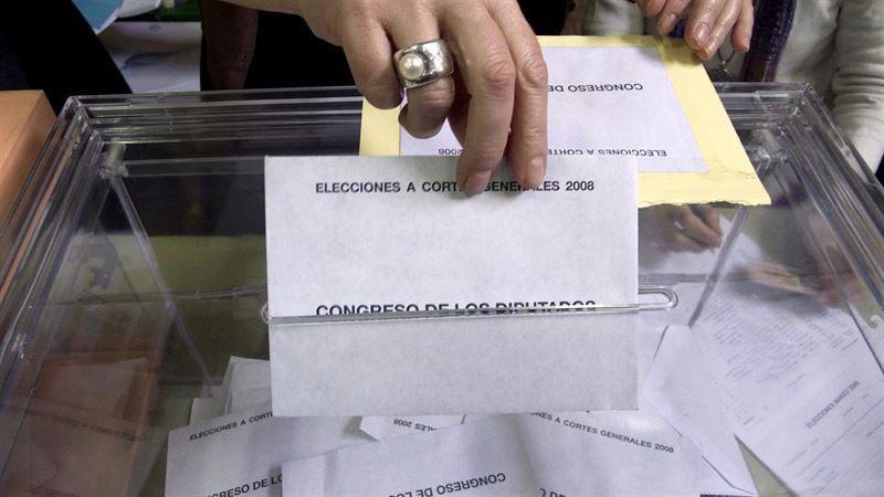 PP y PSOE juntos no sumarían ni la mitad de los votos electorales
