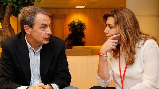 La hemeroteca no perdona: así sacudía Susana Díaz a Zapatero cuando éste había dejado la presidencia