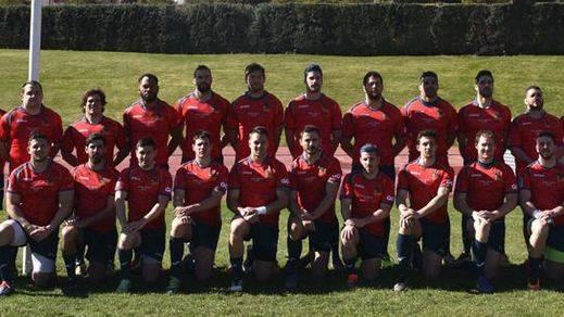 """Santos, seleccionador: """"El rugby es el deporte emergente con más fuerza en España"""
