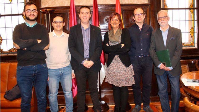 La Asociación de la Prensa de Albacete prepara los actos conmemorativos de sus 50 años de existencia