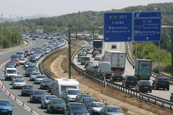 Restricciones en la M-111 de Madrid entre los kilómetros 1.1 y 5.0