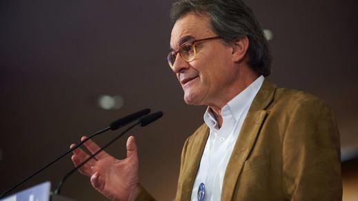Artur Mas sostiene que no sería con Moncloa con quien se pactase el referéndum