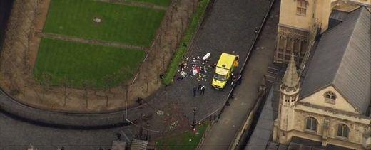 Atentado en Londres: 3 muertos y 20 heridos, balance del nuevo ataque a Occidente