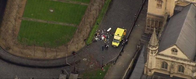 Ataque terrorista en Londres: se sospecha ahora que sólo hubo un terrorista