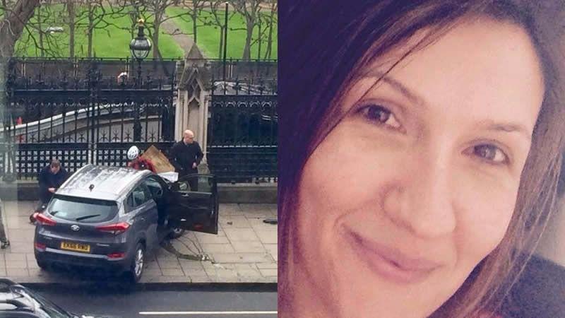 La primera víctima identificada del atentado de Londres es una británica de origen español