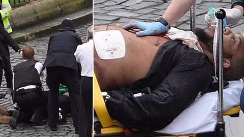 El terrorista de Londres era Khalid Masood, ex presidiario británico de 52 años