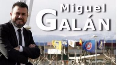 Elecciones a la Federación futbolera: Galán tira la toalla por