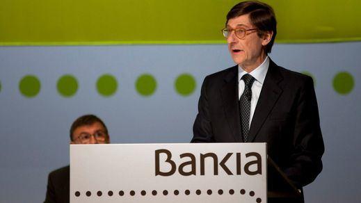 La Junta de Bankia reelige a Goirigolzarri y aprueba la distribución de un dividendo de 317 millones