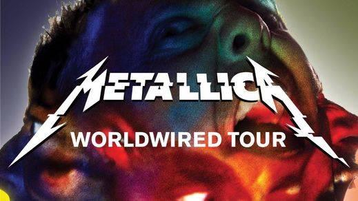 Metallica tampoco defraudan en la taquilla: ya ha agotado las entradas de sus tres conciertos en España