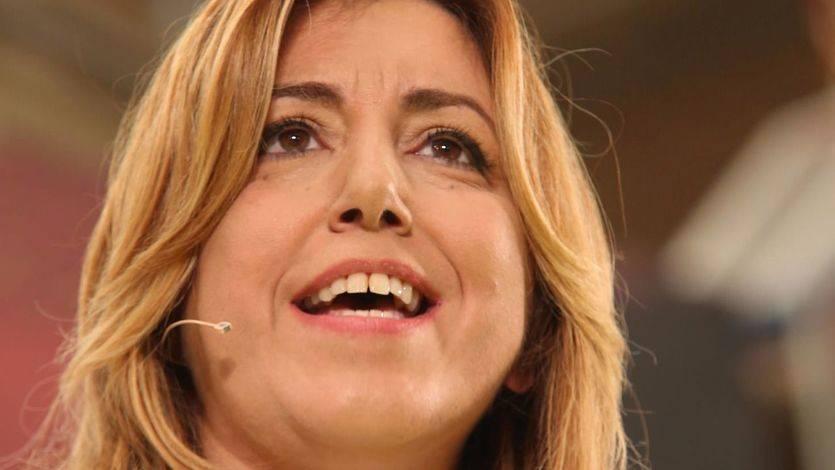 'Viejas glorias' y 'Vieja Guardia', las expresiones que más acompañan a Susana Díaz tras su puesta de largo