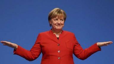 Nadie puede con Merkel: su partido gana las elecciones regionales en Sarre