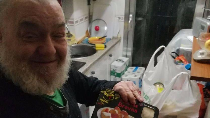 'Forocoches' ofrece su lado más solidario: silla de ruedas y ayudas para un jubilado necesitado