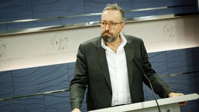 Juan Carlos Girauta: 'Damos por inútil al PP en Murcia. No hay nada que hacer con ellos'