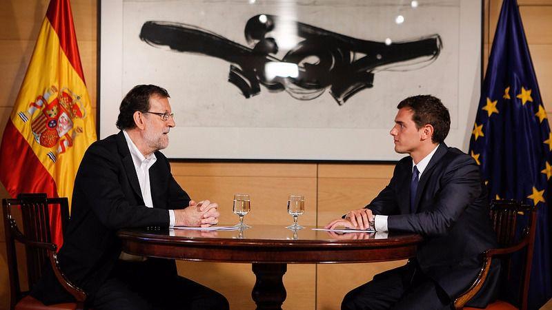 Ciudadanos anuncia un acuerdo con el Gobierno de 4.000 millones de euros para los presupuestos