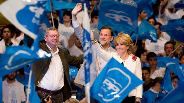 La patronal madrileña financió la campaña del PP en las elecciones autonómicas y municipales de 2007