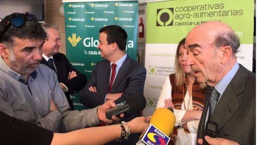 El vicepresidente de Globalcaja clausuró la Jornada de la PAC de las cooperativas agroalimentarias