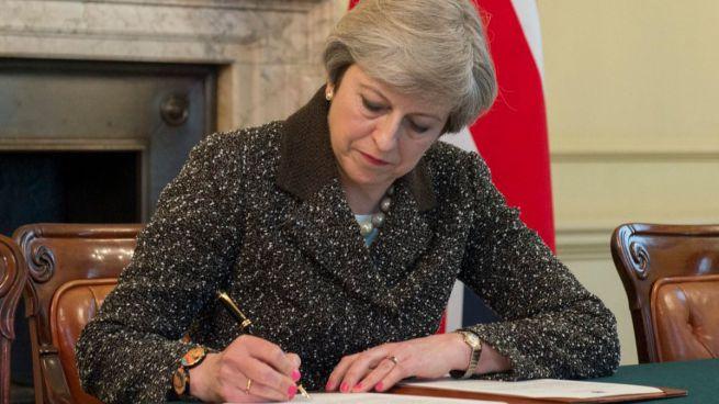 Carta desde 10 Downing Street