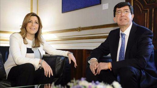 Ciudadanos y PSOE podrían repetir en Murcia un gobierno a la andaluza, apartando a Podemos