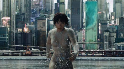 'Ghost in the shell': El alma está en la máquina pero no en la película