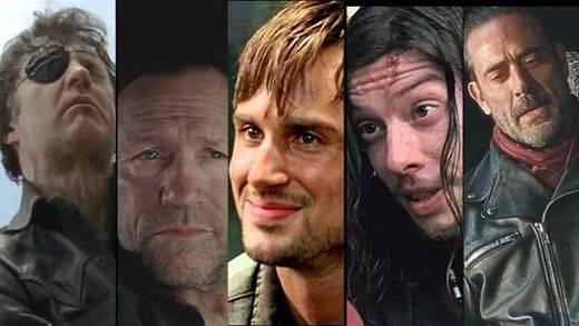 'The Walking Dead': los más malos malísimos de la serie