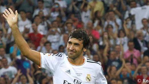 El más grande de los blancos vuelve a casa: Raúl regresará al Real Madrid