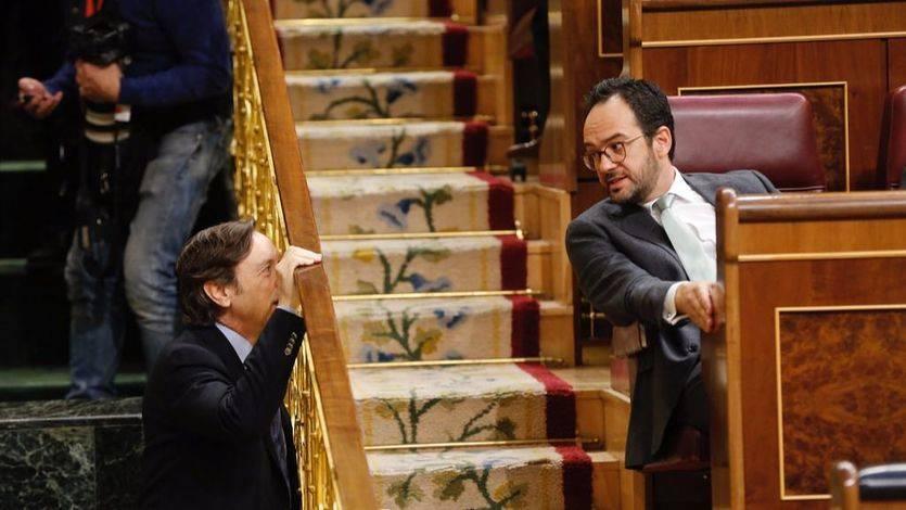 > El PSOE se suma a las enmiendas a la totalidad de los Presupuestos