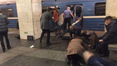 El atentado de San Petersburgo deja ya 11 muertos y casi medio centenar de heridos