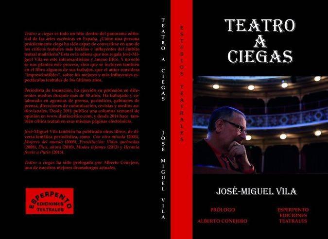 ¿Puede una persona ciega ejercer la crítica teatral?: la respuesta está en 'Teatro a ciegas'