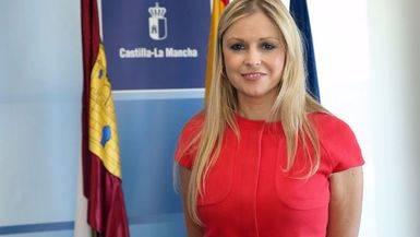 Fallece a los 43 años Elena de la Cruz, consejera de Fomento del Gobierno regional
