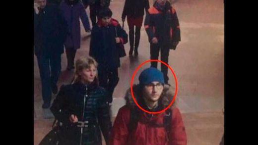 El sospechoso del atentado de San Petersburgo ya tiene rostro, nombre y apellidos