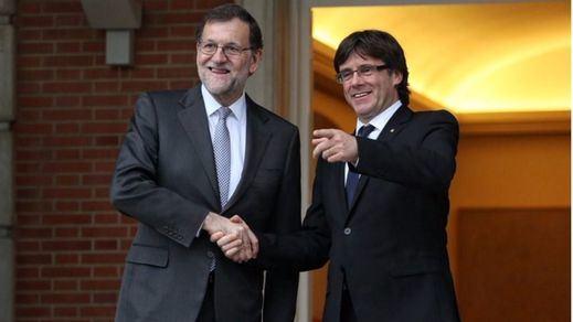 El Constitucional comunica a la Generalitat la suspensión de las partidas 'independentistas' de sus Presupuestos