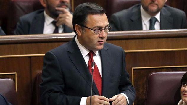 Los motivos por los que debería renunciar de inmediato Heredia, número 2 del grupo parlamentario del PSOE