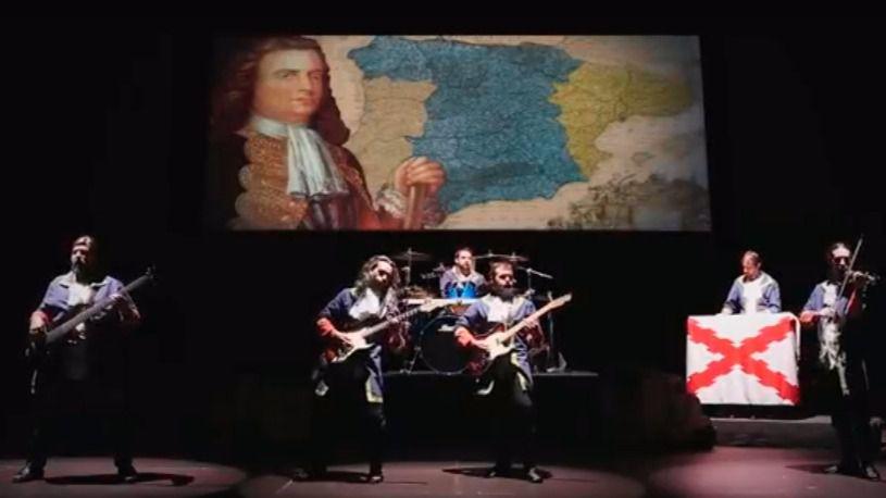 'Invictus' recupera al gran personaje Blas de Lezo a base de teatro y música en directo