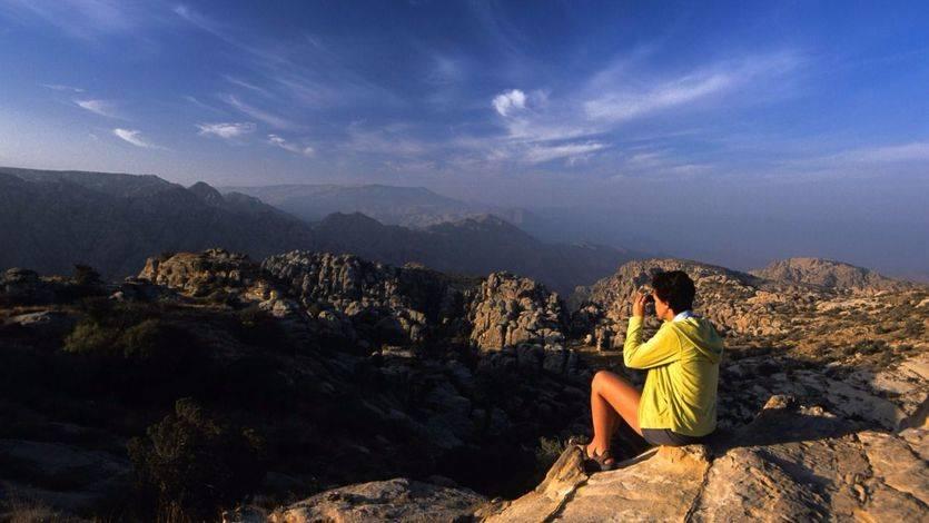 Jordania, paraíso para los amantes del trekking