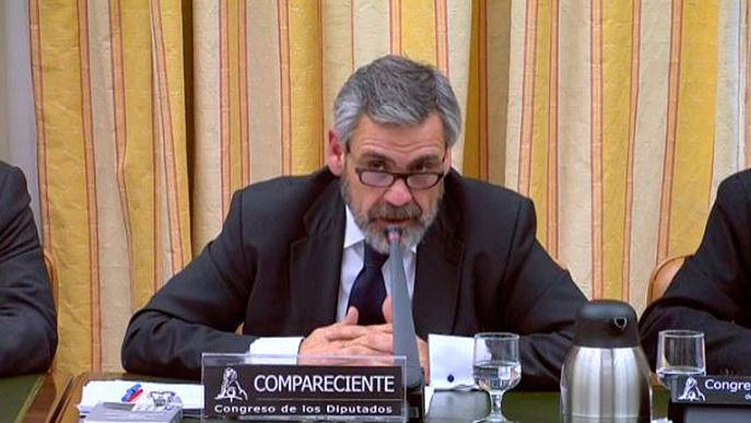 Daniel de Alfonso ex director de la Oficina Antifraude de Cataluña