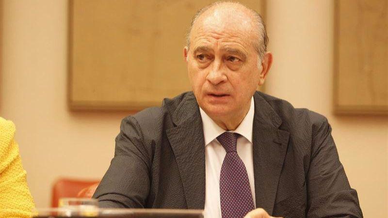 Fernández Díaz niega que dijera sobre las investigaciones catalanas: 'Esto la Fiscalía te lo afina'