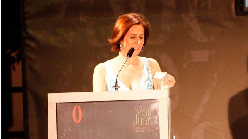 María José Navarro, premiada por la Asociación de Periodistas de Albacete por su 'Trayectoria Profesional'