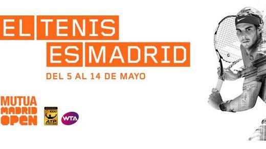 El Mutua Madrid Open de tenis 2017 volverá a contar con los mejores jugadores del planeta