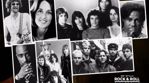Un repaso a los 6 nuevos elegidos por el Rock and Roll Hall of Fame