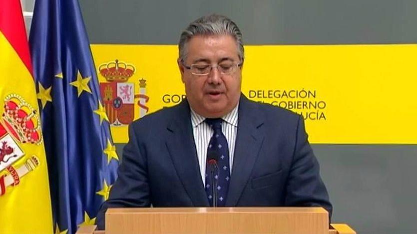 El Gobierno llama 'actuación' el desarme de tres toneladas de explosivos de ETA y le exige que pida perdón y se disuelva