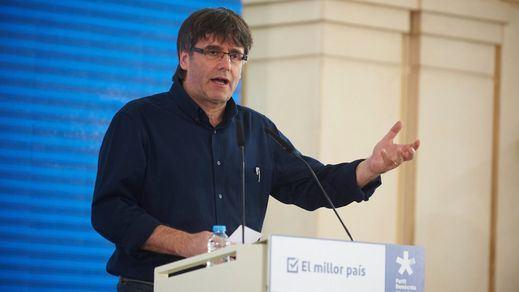 Cataluña espera que EEUU apoye su causa soberanista tras la visita de Puigdemont