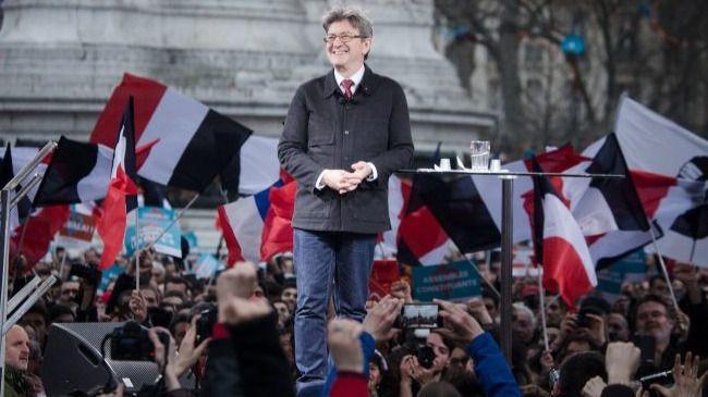 Quién es Jean-Luc Mélenchon, el candidato apoyado por Podemos en las elecciones de Francia